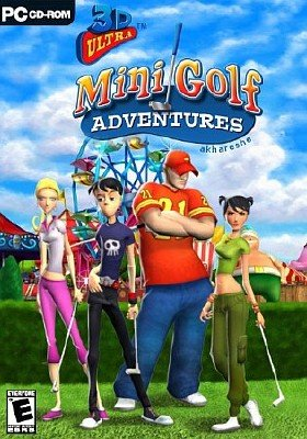 3d ultra mini golf adventures full tek link indir